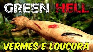 JOGO DE SOBREVIVÊNCIA NA AMAZÔNIA | Green Hell #1