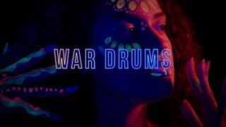 SHINGAI x VERSELESS - War Drums (ZIM/Amapiano Remix) Official Lyric Video