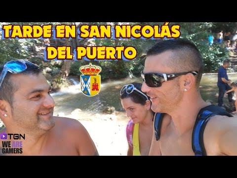 San Nicolás del Puerto 2014 | Playa Artificial | Sierra Norte Sevilla