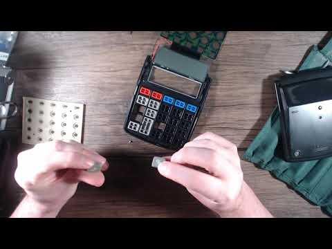 Calculator Video Review: AT&T AT-230