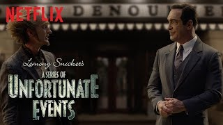 A Series of Unfortunate Events: Season 3 | Date Announcement [HD] | Netflix