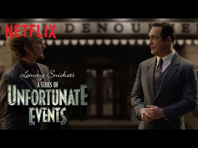 A Series of Unfortunate Events: Season 3 | Date Announcement | Netflix