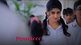 kanmaniye unna pakkama💕- lyrics tamil whatsapp status