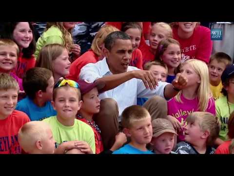 Thank You President Obama