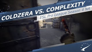 coldzera vs. compLexity - ESL Pro League Season 4 North America