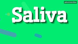 Download lagu SALIVA HOW TO PRONOUNCE IT MP3