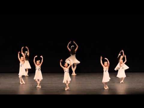 La Sylphide Ballet School - Spring's children - Bari Ballet Competition 2015