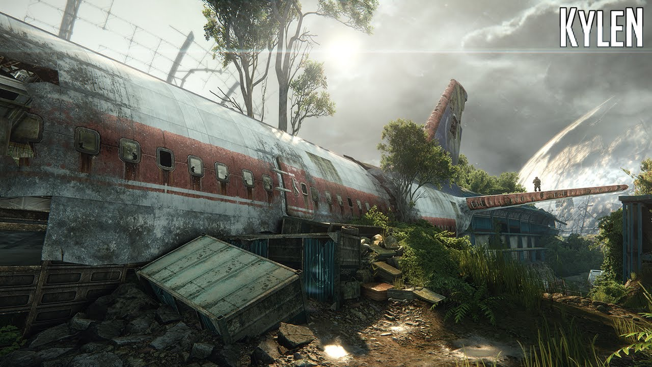 Crysis 3 graphics comparison pc maxed settings vs xbox 360 1080p - The Beauty Of Crysis 3 1080p