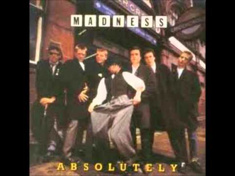 Madness - disappear