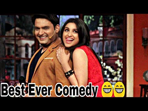 Kapil Sharma and Parineeti Chopra | Best Ever Comedy