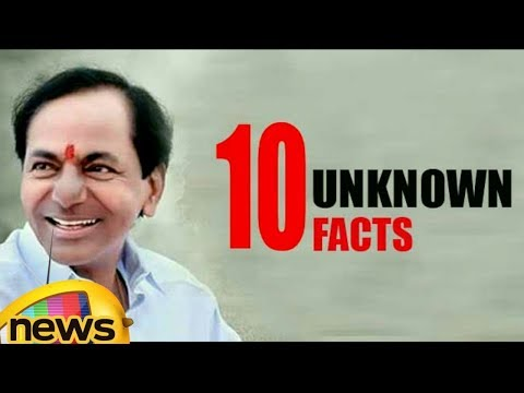 10 Unknown Facts Of CM KCR On His 62nd Birthday | Mango News