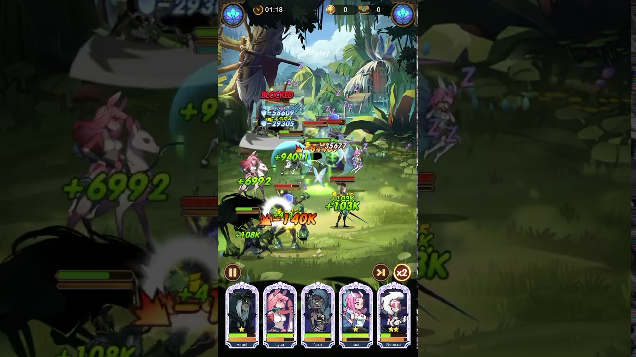 Afk Arena, Chapter 27-16 - YouTube