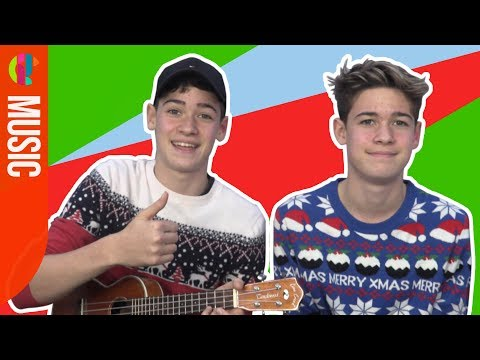 All I Want For Christmas Is You | Mariah Carey | Cover by Max & Harvey