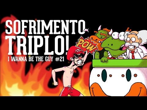 SOFRIMENTO TRIPLO! - I WANNA BE THE GUY #21