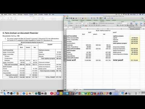 Correction Excel