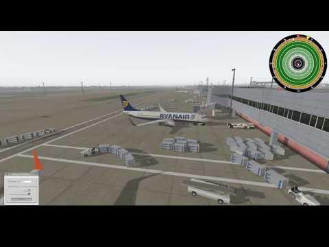 EGKK to EGPH Boeing 737-800