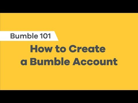 Creating a Bumble Account - How to Use Bumble from YouTube · Duration:  34 seconds