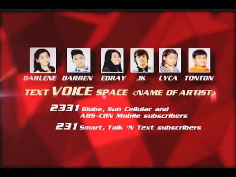 THE VOICE Kids Philippines: Semifinals - 15.7KB