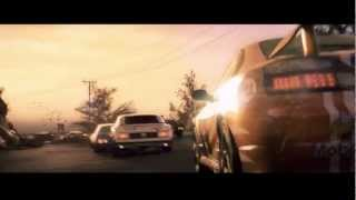 GRID 2 - Announcement Трейлер 2012(жанр:гонки)