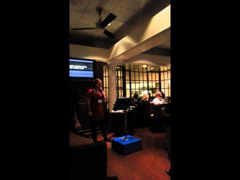 """Karaoke of Kanye West's """"Golddigger"""""""