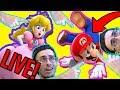 Super Mario 64 SPEED RUN! EPIC Race Against PILLBAWKS!