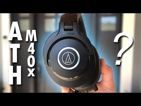 The Best Headphones Under $100? / ATH-M40x 3 Years Later (2017)