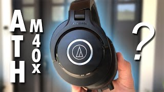 Video The Best Headphones Under $100? / ATH-M40x 3 Years Later (2017) download MP3, 3GP, MP4, WEBM, AVI, FLV Juli 2018