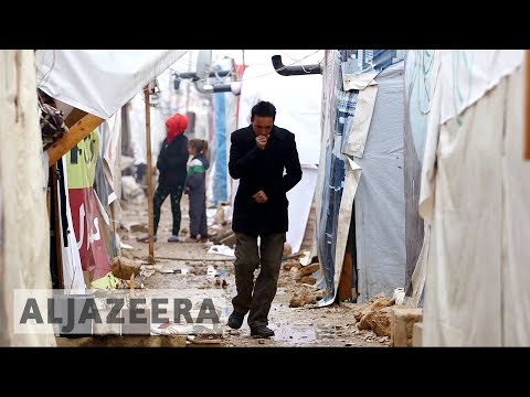 UNHCR: Middle East refugees at risk as winter funds shrink