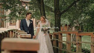 Wedding video - Mikhail and Julia (instagram trailer)
