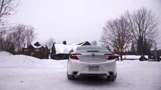Review - 2014 Buick Regal GS