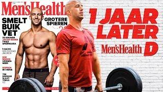 1 JAAR na MENS HEALTH COVER! Wat motiveert Jay-Jay Boske? | Men's Health Coverhelden | DAY1