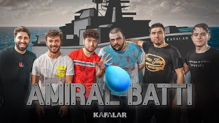 AMİRAL BATTI! - KAFALAR VS TEAM ELWİND