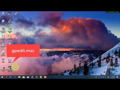 Quick Simple Way 😎to Disable Windows Defender In Windows 10, Any Version