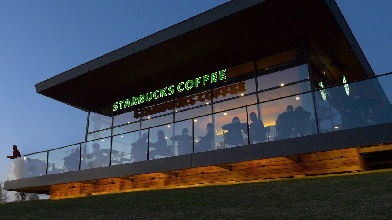 World 39 s most beautiful starbucks only in japan youtube for Starbucks in the world