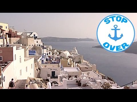 The Cyclades, Voyage to the center of the sea on board the Panorama (Documentary)
