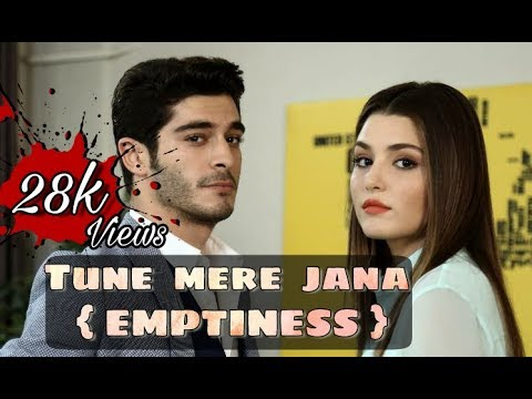 Tune Mere Jana Kabhi Nahi Jana Slow Version||Hayat & Murat||Love Song Making Cry||