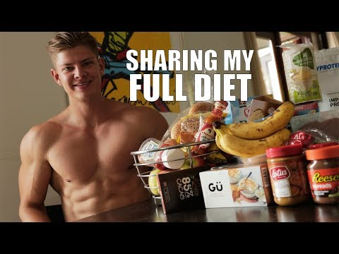 Foods I Eat To Get Shredded - Student Aesthetics