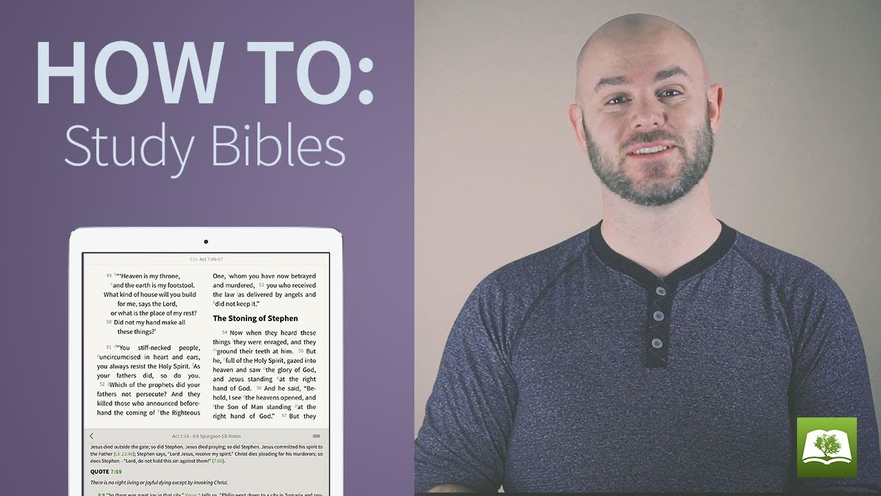 NIV Study Bible Notes by Kenneth Barker    for the Olive Tree Bible