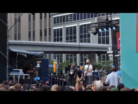 Millencolin - Man or Mouse - Live @ Dundas Square