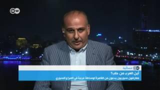 الفنان جمال سليمان: لهذه الأسباب لا تتحرك الشعوب العربية ضد ما يحدث في حلب