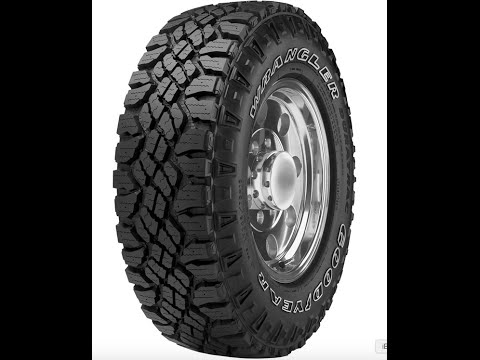 Goodyear Wrangler DuraTrac - Goodyear Tire Review From West Side Tire & Auto. (Oshkosh, WI)