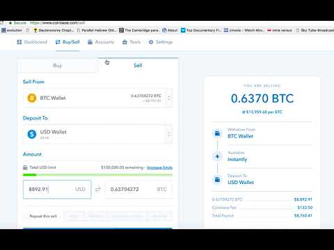 WITHDRAWAL FROM COINBASE TO WELLS FARGO...EAT!(CRYPTO TWINZ)