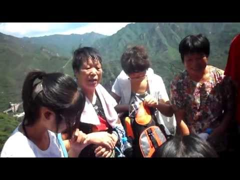 E-Studio Beijing Scholarship, Let's Climb to The Great Wall !! (2012)
