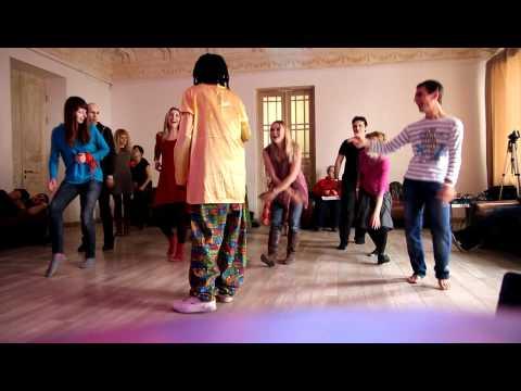 Сяйво: Ритм и звук. Джампи и африканские танцы (2)