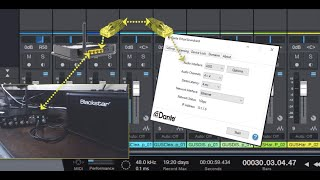 DAW Sessions using Dante Virtual Soundcard, Dante Hardware, & Mismatched Sample Rates