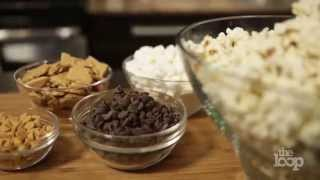 30-second Snacks: S'mores Popcorn
