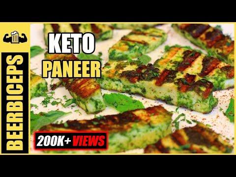 keto-paneer-recipe---paneer-hariyali-tikka---beerbiceps-vegetarian-ketogenic-diet