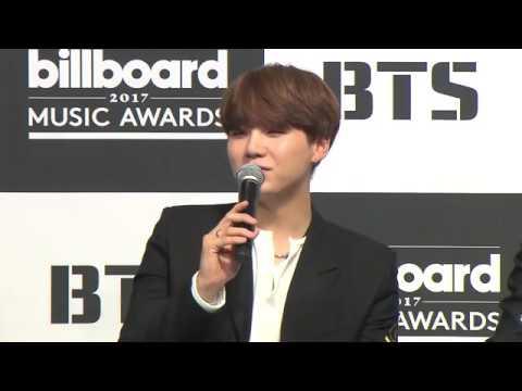 BTS Interview Billboard music 2017