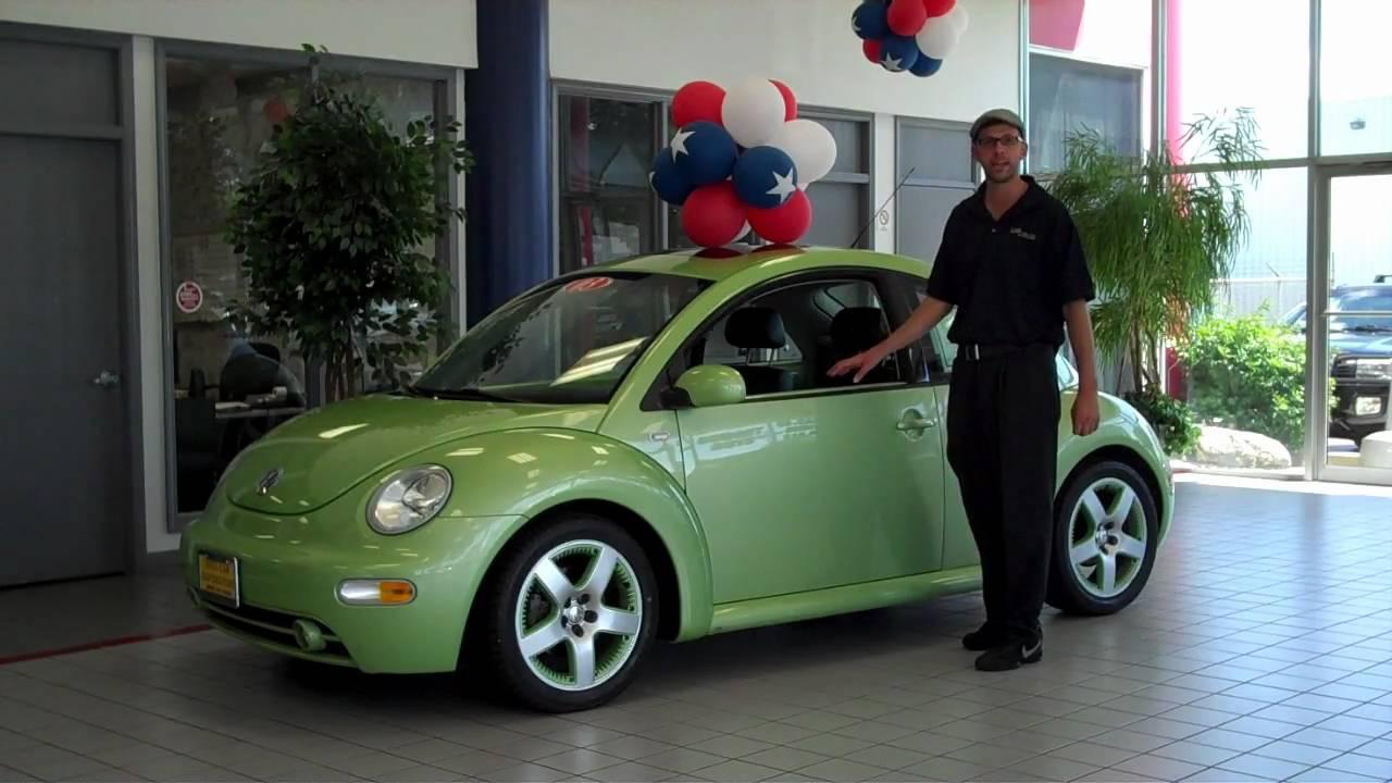 VW 2003 vw bug : 2003 VW Beetle GLS Turbo $7,985 - YouTube