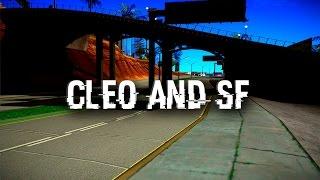 КАК УСТАНОВИТЬ ЛЮБОЕ КЛЕО!?УСТАНОВКА CLEO И SF! | ПЕРЕЗАЛИВ!